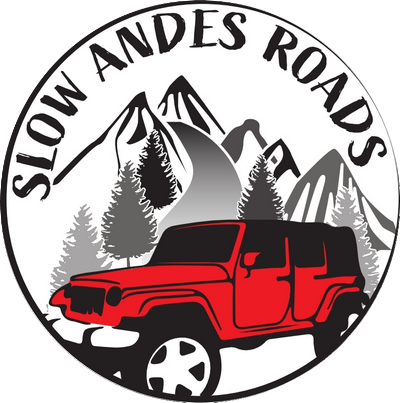 Slow Andes Roads